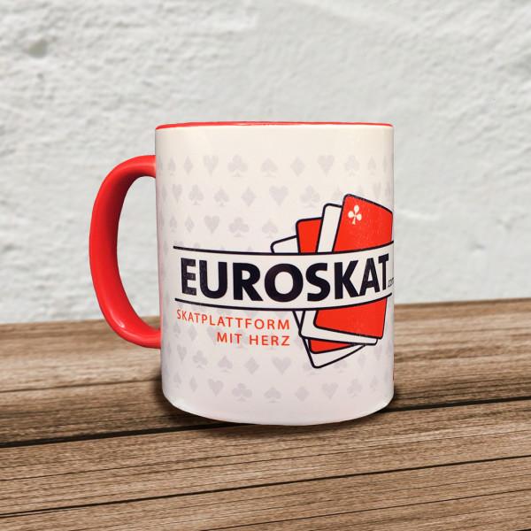 Euroskat Tasse - Personalisiert