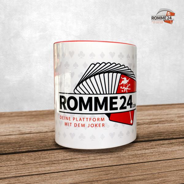 Romme24 Tasse