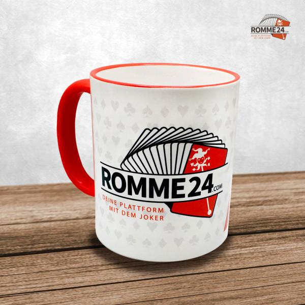 Romme24 Tasse - Personalisiert