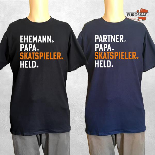 T-Shirt - SKATSPIELER - Herrenshirt