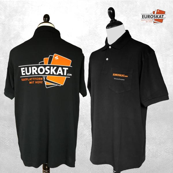 Euroskat Poloshirt - Personalisiert