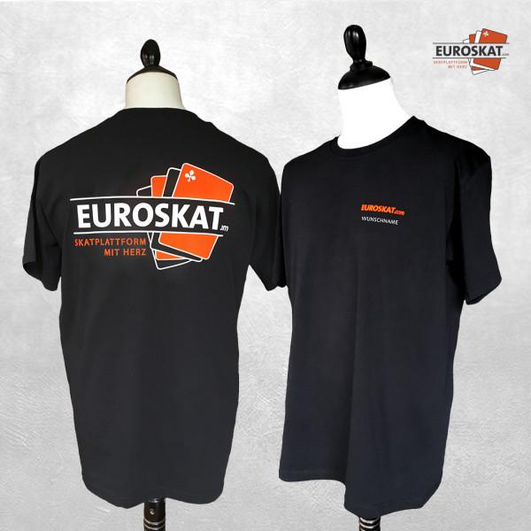 Euroskat T-Shirt - Personalisiert