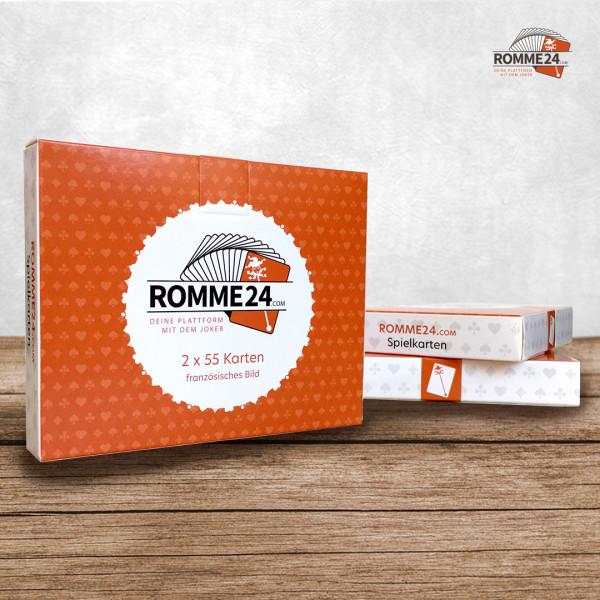 Romme24 Spielkarten-Set