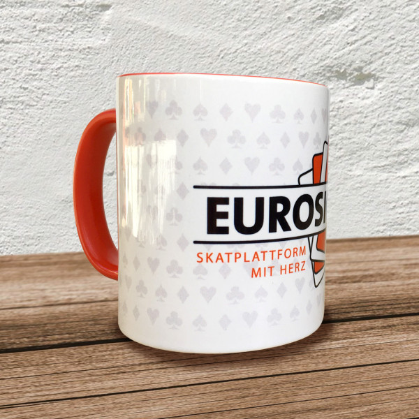 Euroskat Tasse