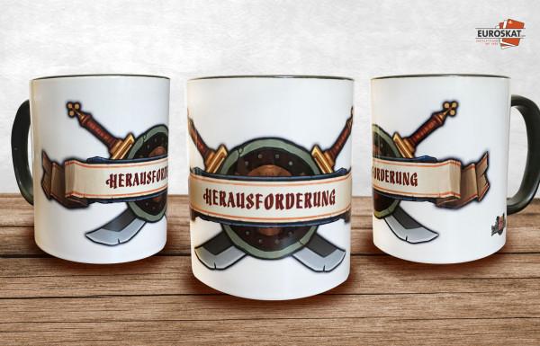 Tasse Skatinsel - HERAUSFORDERUNG