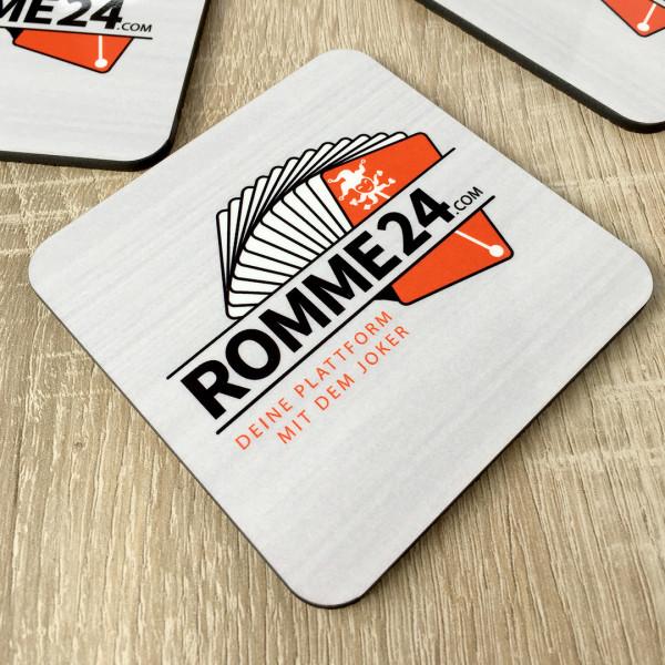Romme24 Untersetzer 4er-Set